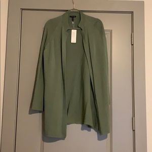 NWT Eileen Fisher Long Cardigan